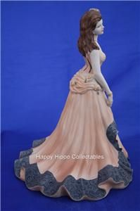 Coalport Age of Elegance Regency Gala Figurine Boxed
