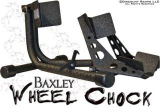 Baxley Sport Motorcycle Tire Wheel Chock 16 18 Chocks Sport Chock