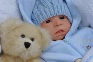 Reborn Baby Jamie Olga Auer Adorable Baby Boy Come See