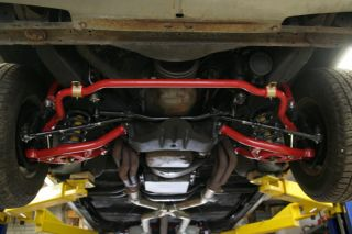 64 72 Chevelle GTO 442 A Body Front Rear Sway Bar Kit