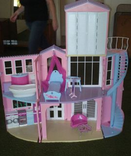 Barbie Doll 2006 Mattel Dream House Dollhouse Doll House