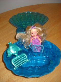 Barbie Krissy Doll Mermaid Case RARE