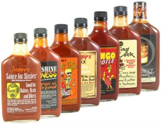 Pappys Bourbonq Barbecue Sauce 4 Pack 8 Flavor Choices