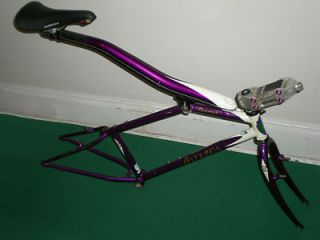 JOE BREEZE BEAMER SOFTRIDE MOUNTAIN BIKE FRAME W SOFTRIDE HEADSET OTIS