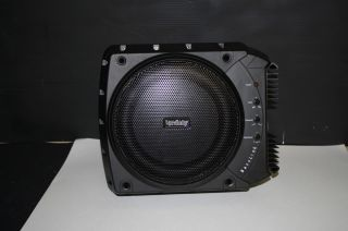 Infinity Basslink 10 Car Subwoofer Powered with 200 Watt Class D