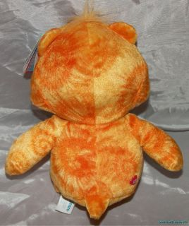 New 2003 Plush 10 Care Bears Special Edition Series 1 Tie Dye Friend