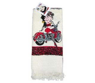 Betty Boop Valentine Decor Kitchen Bath Hand Towels