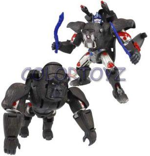 Transformers Beast Wars TM 02 Megatron DVD Figure Set