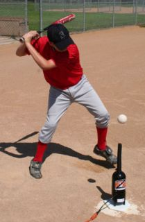 Hit Zone Air Tee Ball Spins In Air Get The Look Of A Variety Of