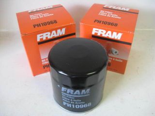 Kubota Tractor Loader Excavator Generator Fram PH10968 Oil Filter Set