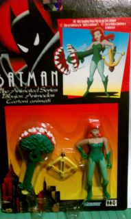 Batman The Animated Series Poison Ivy Action Figure