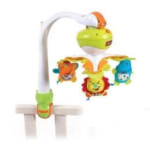 Tiny Love Animal Friends Musical Mobile Baby Crib