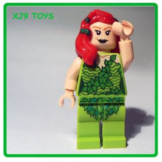 LEGO Batman Super Villain Poison Ivy AKA Pamela Isley Minifig 6860 NEW