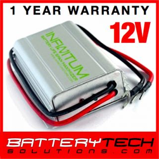 Battery Life Saver Optimizer CARAVAN MOTORHOME RV SUV 4WD CAR MOPED