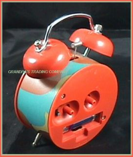 offer this nice battery powered alarm block with double bells