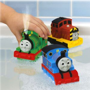 Thomas Friends Preschool Toys Bathtub Squirters New