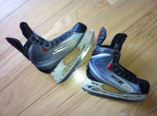 Bauer Vapor x 40 Ice Hockey Skates Size 5D Junior Youth Boys