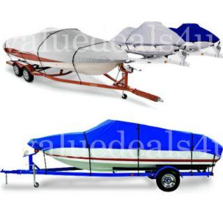 Bayliner Capri 1954 CW CL Bowrider I O 93 98 Boat Cover