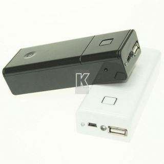 USB 18650 Battery Box Charger Portable Mobile Power Supply Box