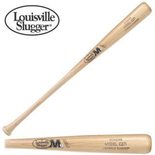 Slugger M9C271NC 30 inch M9 C271 Maple Wood Baseball Bats