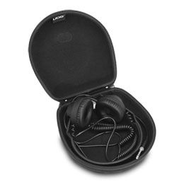 UDG Creator Headphone Hardcase Large U8200BL Hard Case U8200 Black