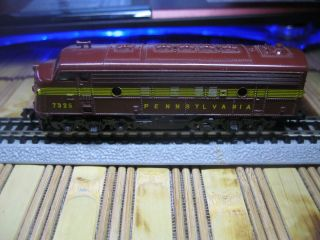 Lima N Scale Locomotive Engine Diesel Train Vintage