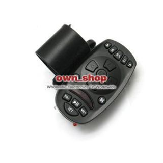 Steering Wheel Universal IR Remote Control Car Truck  GPS DVD CD TV