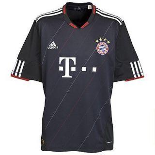 Bayern Munich Adidas 3rd UCL Shirt 10 11 New M XL Munchen CL Jersey
