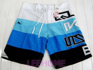 Mens Surf Board Shorts Swimming Beach Pants QS139 Size 34 36