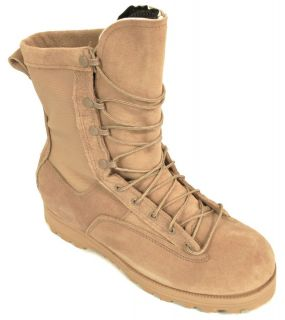 Belleville TWB Temperate Weather Desert Tan Boots