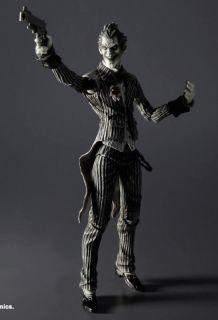 Batman Arkham Asylum SDCC12 Joker Play Arts Kai Action Figure