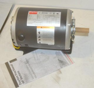 Dayton 5K416K Belt Drive Fan and Blower Motor