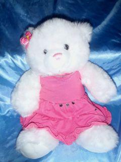 Build A Bear Workshop Adorable Party Dress Bear 15 VGPC