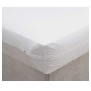 HOME BASICS MATTRESS COVER BED BUG BLOCKADE & WATER PROOF VINYL QUEEN