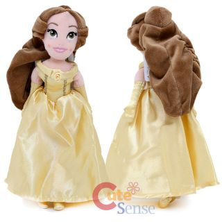 Disney Princess Sleeping Beauty Belle Plush Doll 11 Soft Stuffed Toy
