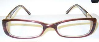 bcbg max azria sasha women s eyeglasses brown 53 x 15