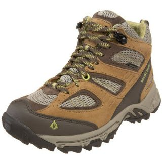 Vasque Opportunist Mid Womens Brown Waterproof Trail Hiking Boots