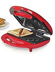 Sensio Bella Cucina Sandwich Maker 13502 Grill Press
