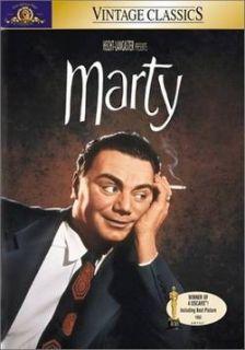 MARTY Winner Of Four Academy Awards DVD New