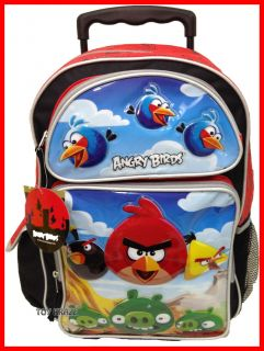 angry birds school bag in Clothing,