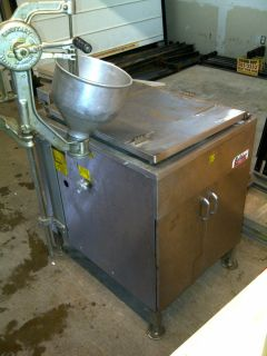 Belshaw Open Kettle Doughnut Donut Fryer w Type B Depositor