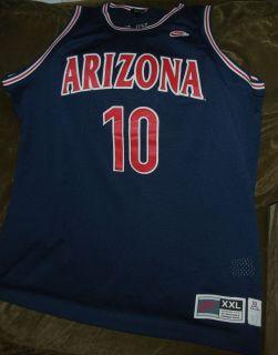 Mike Bibby jersey Arizona Wildcats mens XXL NCAA basketball authentic