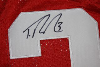 Trent Richardson Signed Alabama Crimson Tide Nike Jersey 2012 BCS