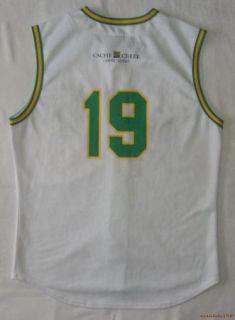 OAKLAND ATHLETICS As #19 Vintage Style Baseball Jersey Mens Size