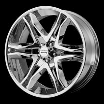17 American Racing Mainline Rims Wheels 17x8 25 5x120