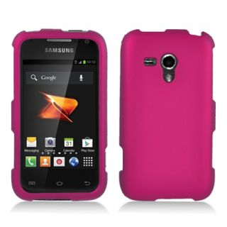 Boost Mobile Samsung Galaxy Rush M830 New Hard Snap on Cover Case