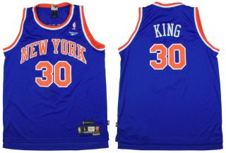 Bernard King Throwback RARE NBA Swingman Jersey WOW L