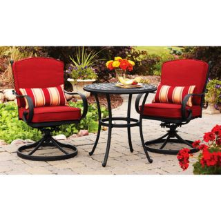Better Homes and Gardens Furniture Fairglen 3 Piece Outdoor Patio