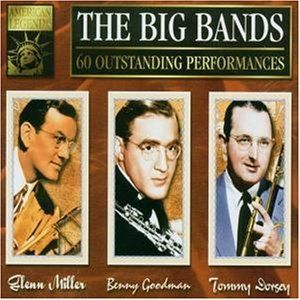 Glenn Miller Benny Goodman Tommy Dorsey 3CD Big Band BN
