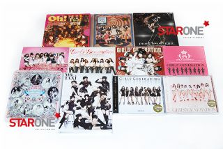 POP SNSD Girls Generation CD   PACKAGE ALBUM, GIFT (PHOTO STICKER